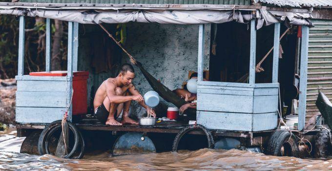 O que significa sonhar com inundação?