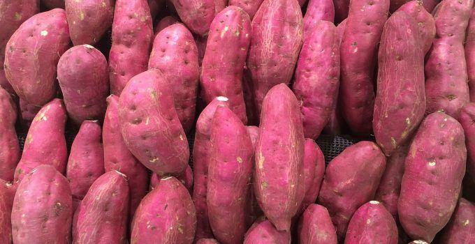 O que significa sonhar com batata-doce?