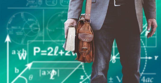 O que significa sonhar com professor?